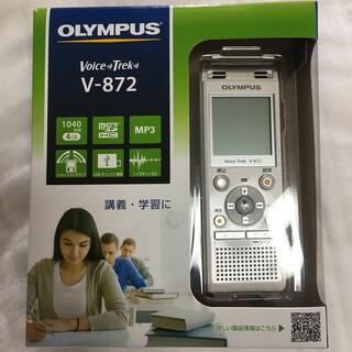オリンパス(OLYMPUS)のOlympus オリンパス ICレコーダー V-872 ボイスレコーダー(ポータブルプレーヤー)