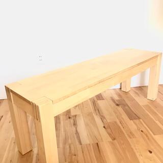 イケア(IKEA)のNORDBY ベンチ ノールドビー IKEA イケア(スツール)