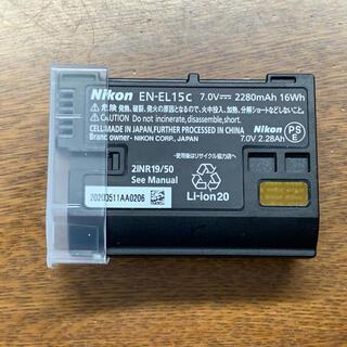 ニコン(Nikon)のEN-EL15c(その他)