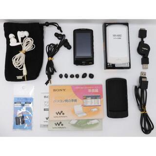 ウォークマン(WALKMAN)のSony ポータブルオーディオプレーヤー Walkman NW-A865(ポータブルプレーヤー)