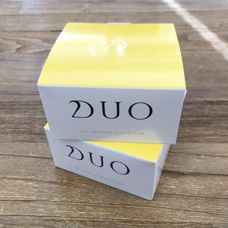 DUO(デュオ) ザ クレンジングバーム 2個セット(クレンジング/メイク落とし)