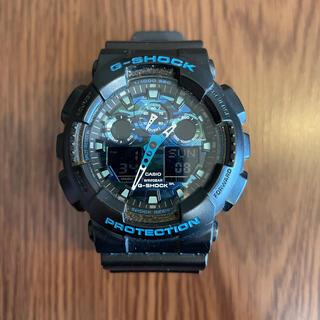 カシオ(CASIO)のCASIO G-SHOCK 腕時計 GA-100BC(腕時計(デジタル))