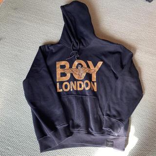 ボーイロンドン(Boy London)のBOY LONDON ボーイロンドン 裏起毛 パーカー XL(パーカー)