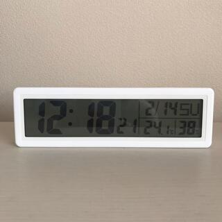 セイコー(SEIKO)のセイコー 電波時計(置時計)