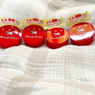ギュウニュウセッケン(牛乳石鹸)の牛乳石鹸赤缶ビューティークリーム80g(ボディクリーム)