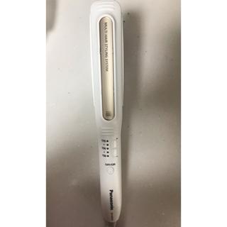 パナソニック(Panasonic)の値下げしました!ヘアアイロン Panasonic EH-HW51-W(ヘアアイロン)