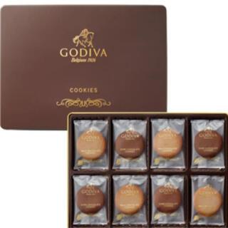 未開封 GODIVA  クッキーアソートメント 32枚入 すぐ発送(菓子/デザート)