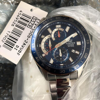 カシオ(CASIO)のカシオ/エディフィス 欧米モデル(腕時計(アナログ))