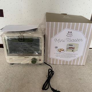 アフタヌーンティー(AfternoonTea)のアフタヌーンティーリビング BRUNO ミニオーブントースター新品(調理機器)