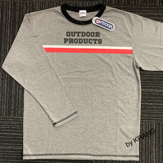 OUTDOOR PRODUCTS - OUTDOOR ロンT