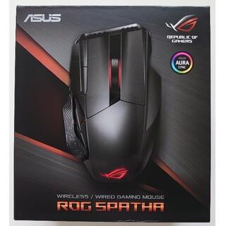 ASUS - ASUS ROG SPATHA ワイヤレスゲーミングマウス  L701