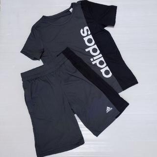 adidas - 新品★タグ付き★アディダス★セットアップ★上下セット★キッズ★スポーツウェア