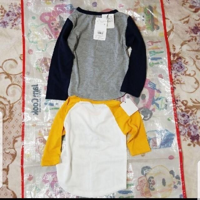RODEO CROWNS WIDE BOWL(ロデオクラウンズワイドボウル)のロンティー 100 キッズ/ベビー/マタニティのキッズ服男の子用(90cm~)(Tシャツ/カットソー)の商品写真