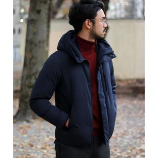 エディフィス(EDIFICE)のエディフィス/EDIFICE  LIMONTA × 小松精練 ダウンブルゾン(ダウンジャケット)