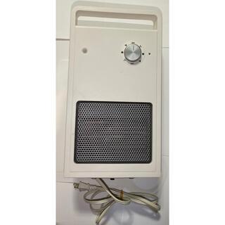 消臭 セラミックファンヒーター 1200w/800w(電気ヒーター)