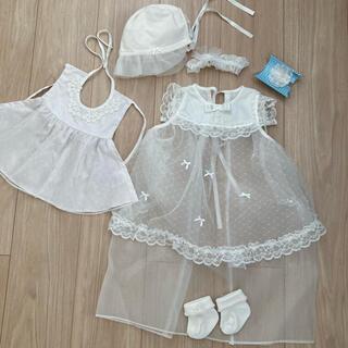 アカチャンホンポ(アカチャンホンポ)の新生児 セレモニードレス セット(セレモニードレス/スーツ)
