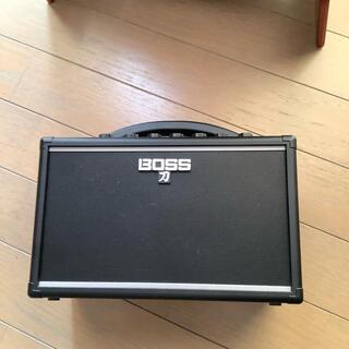 ボス(BOSS)の刀 MINI-KATANA アンプ(ギターアンプ)