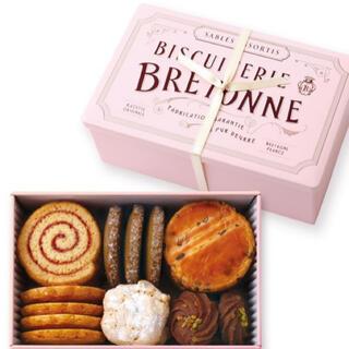 ブルトンヌ クッキー 限定ピンク(菓子/デザート)