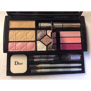 ディオール(Dior)の【未使用・美品】DIOR Color Designer(コフレ/メイクアップセット)