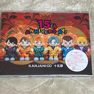 カンジャニエイト(関ジャニ∞)の関ジャニ∞ 十五祭 初回限定盤 ブルーレイ(アイドル)
