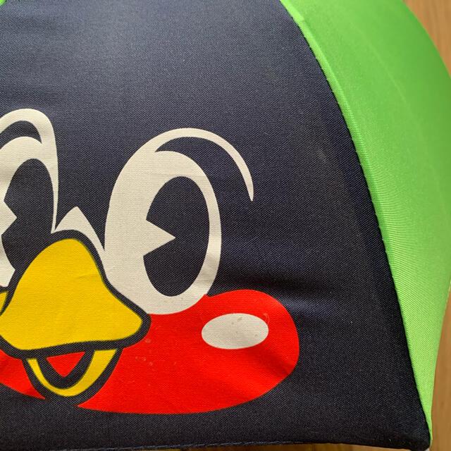 東京ヤクルトスワローズ(トウキョウヤクルトスワローズ)のヤクルトスワローズ つば九郎 応援ミニ傘 スポーツ/アウトドアの野球(応援グッズ)の商品写真