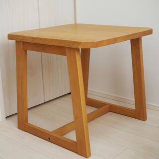 MUJI (無印良品) - ミキモク ダイニングコーナーテーブル ナチュラル