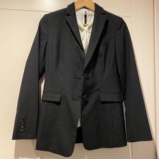 Adam et Rope' - 黒のシンプルなジャケット 36