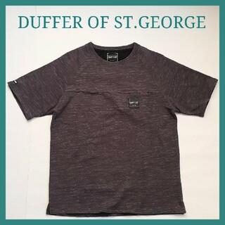 ザダファーオブセントジョージ(The DUFFER of ST.GEORGE)のザダファーオブセントジョージ Tシャツ 半袖Tシャツ Mサイズ DUFFER(Tシャツ/カットソー(半袖/袖なし))