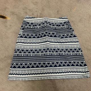 アルシーヴ(archives)の台形スカート♡(ミニスカート)