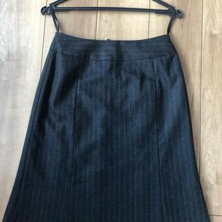 エヌナチュラルビューティーベーシック(N.Natural beauty basic)のナチュラルビューティー スカート新品(ひざ丈スカート)