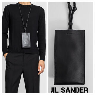Jil Sander - ☆☆JIL SANDER☆☆ Black tangle バッグ