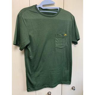 パタゴニア(patagonia)の美品(メンズS相当)フライング・フィッシュ・ラベル・ポケット(Tシャツ/カットソー(半袖/袖なし))