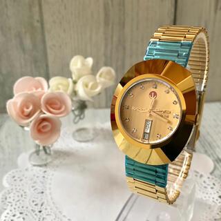 ラドー(RADO)の【未使用品】RADO ラドー 腕時計 自動巻 ダイヤスター 648.0413.3(腕時計(アナログ))