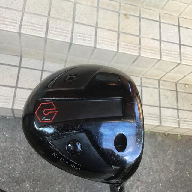 Titleist(タイトリスト)の値下げしました:GTD CodeKドライバー10度(R) スポーツ/アウトドアのゴルフ(クラブ)の商品写真