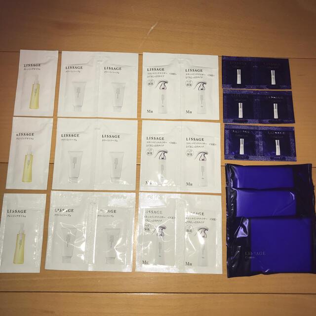 LISSAGE(リサージ)のリサージ サンプル 美幹プログラム コスメ/美容のキット/セット(サンプル/トライアルキット)の商品写真
