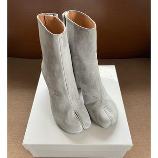 Maison Martin Margiela - 20AW新品37 メゾン マルジェラ ペイント 足袋 ブーツ タビ レディース