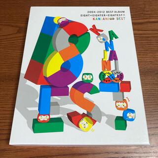 カンジャニエイト(関ジャニ∞)の関ジャニ∞ 8EST エイテスト 初回限定盤A ベストアルバム DVD(アイドル)
