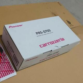 パイオニア(Pioneer)の【新品】carrozzeria PRS-D700 パワーアンプ(カーオーディオ)