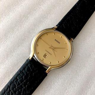 ラドー(RADO)のRADO  FLORENCE メンズクォーツ腕時計 稼動 ベルト未使用(腕時計(アナログ))