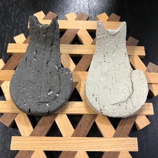 猫の形の箸置き⭐️2コセット⭐️未使用(食器)