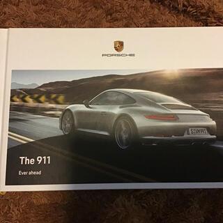 ポルシェ(Porsche)のポルシェ911(カタログ/マニュアル)
