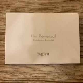 ビーグレン(b.glen)の【非売品】b.glen リバーサルトリートメントパウダー 保湿パウダー(フェイスパウダー)