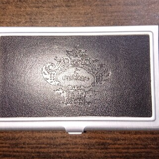 オロビアンコ(Orobianco)の値下 オロビアンコ 名刺 カードケース  未使用(名刺入れ/定期入れ)