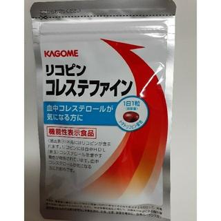 カゴメ(KAGOME)のカゴメ リコピン コレステファイン 1袋(その他)