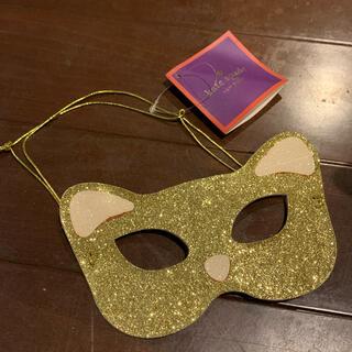 ケイトスペードニューヨーク(kate spade new york)のkate spadeケイトスペード 猫マスク キャットマスク アクセサリー(サングラス/メガネ)