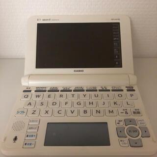 カシオ(CASIO)のCASIO 電子辞書 xd-u4700(語学/参考書)