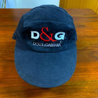 ドルチェアンドガッバーナ(DOLCE&GABBANA)のDOLCE&GABBANA 帽子 キャップ (キャップ)