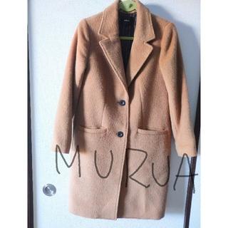 ムルーア(MURUA)のMURUA ロングコート フリーサイズ(ロングコート)