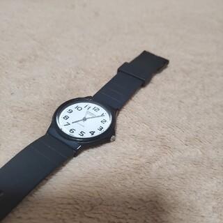 カシオ(CASIO)の【チープカシオ】CASIO MQ-24 腕時計(ラバーベルト)