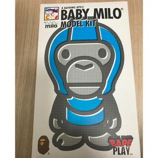 A BATHING APE - BAPE BABY MILO プラモデル A BATHING APE エイプ